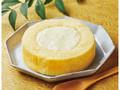 ローソン Uchi Cafe' SWEETS × 八天堂 カスタードくりーむロールケーキ