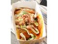 ローソン こんにゃく麺の広島風お好み焼