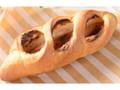 ローソン 粗挽きソーセージフランスパン