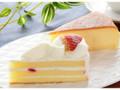 ローソン 苺のショートケーキ&スフレチーズケーキ