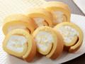 ローソン 焼きチーズもち食感ロール 2種のチーズクリーム