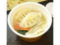 ローソン 鶏だしと生姜の餃子スープ