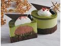 ローソン Uchi Cafe' SWEETS 宇治抹茶ショコラケーキ