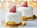 ローソン 苺のキャンドルケーキ