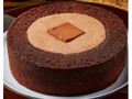 ローソン 濃深生チョコロールケーキ