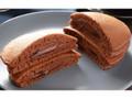 ローソン ヘーゼルナッツチョコのもちっとパンケーキ 2個入