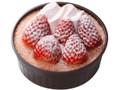 ローソン 静岡県産紅ほっぺ苺づくしのロールケーキ