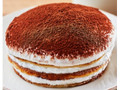 ローソン ティラミス仕立てのクリームパンケーキ
