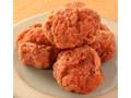 ローソン 鶏から 炎の鳥 辛口 4個