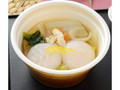 ローソン カニカマと枝豆のこんにゃく包み和風スープ