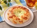 ローソン 枝豆チーズベーコンパン