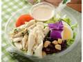 ローソン 1食分のプロテインサラダ コブドレッシング