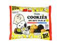 ブルボン クッキーズFS スヌーピー バタークッキー&ココアクッキー 袋160g