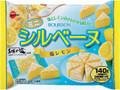 ブルボン ミニシルベーヌ 塩レモン 袋140g