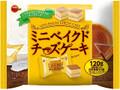 ブルボン ミニベイクドチーズケーキ 袋120g