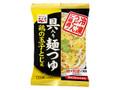 永谷園 具入り麺つゆ 鶏の玉子とじ風 袋16.8g