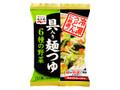 永谷園 具入り麺つゆ 6種の野菜 袋8.3g