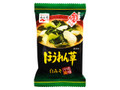 永谷園 味噌汁庵 白みそ ほうれん草 袋7.2g