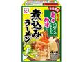 永谷園 煮込みラーメン とり野菜みそ味 箱304g