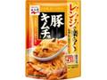 永谷園 レンジで楽らく! 豚キムチ味の素 袋150g