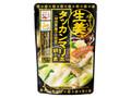 永谷園 生姜タッカンマリ風鍋の素 袋166g