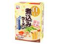 永谷園 白い煮込みラーメン ミルクシーフード味 箱314g