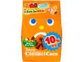 東ハト キャラメルコーン よくばり3種の香ばしナッツ味 袋85g