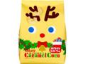 東ハト キャラメルコーン ホワイトミルク味 クリスマス 袋77g