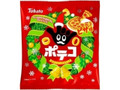 東ハト ポテコ ピザ味 クリスマス 袋63g