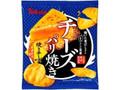 東ハト チーズパリ焼き 焼きチーズ味 袋52g