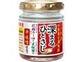 丸美屋 深まるひとさじ 花椒ラー油と豆板醤の辛味噌仕立て 瓶80g
