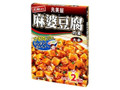 丸美屋 麻婆豆腐の素 大辛 箱162g