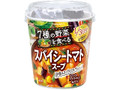 丸美屋 7種の野菜を食べる スパイシートマトスープ カップ27.3g