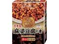 丸美屋 贅を味わう麻婆豆腐の素 辛口 箱180g