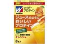 森永製菓 ジュースのようにおいしいプロテインオレンジ 箱10g×8