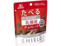 森永製菓 たべる シールド乳酸菌 チョコレート 袋50g