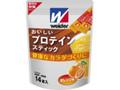 森永製菓 ウイダー おいしいプロテインスティック オレンジ味 袋10g×14
