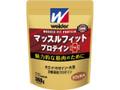 森永製菓 ウイダー マッスルフィットプロテインプラス カフェオレ味 袋360g