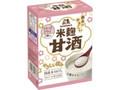 森永製菓 森永のやさしい米麹甘酒 箱21.5g×2
