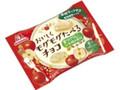 森永製菓 おいしくモグモグたべるチョコ りんご 袋30g
