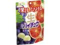 森永製菓 生ハイチュウ 葡萄&ブラッドオレンジ 袋60g
