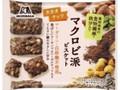 森永製菓 マクロビ派ビスケット カカオナッツ 袋37g