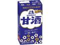 森永製菓 甘酒 チルド専用 パック125ml