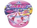森菓製菓 ハイチュウアイスグレープ カップ120ml