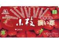 森永製菓 小枝 濃い苺 箱4本×11