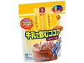 森永製菓 牛乳で飲むココア ミルクキャラメル味 袋150g