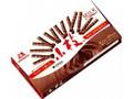 森永 小枝 ミルクチョコレート アーモンド 箱4本×12