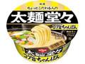 日清 太麺堂々 コク旨ちゃんぽん カップ91g