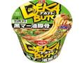 日清 デカブト 黒マー油豚骨 カップ109g
