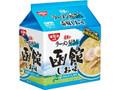 日清 日清のラーメン屋さん 函館しお味 5食パック 袋435g
